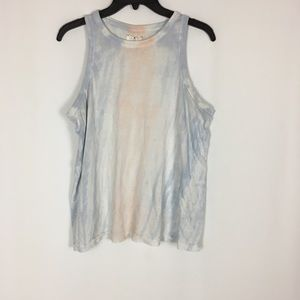 Lou & Grey Tie Dye Super Soft Tank